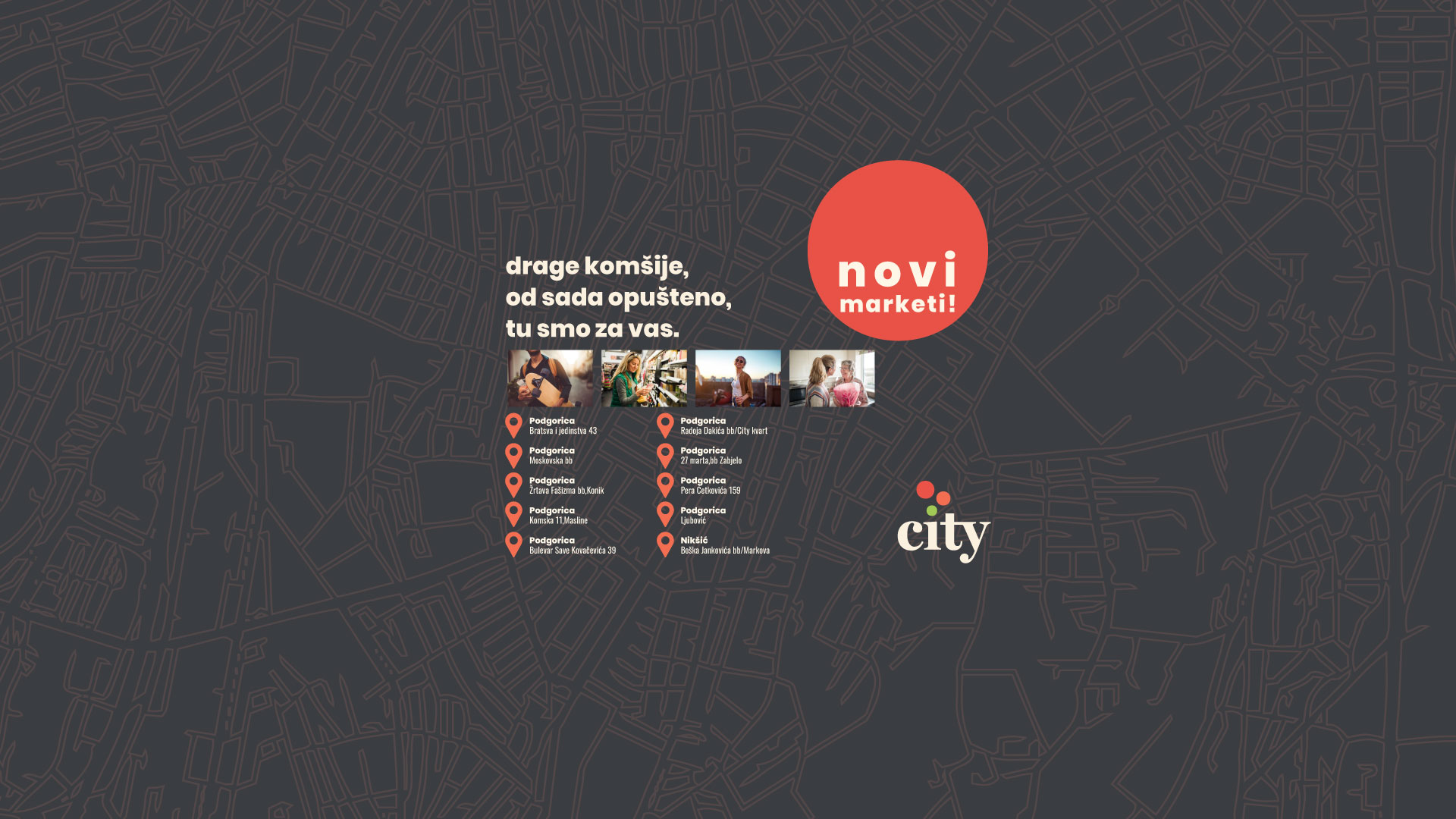 Novi City Marketi!